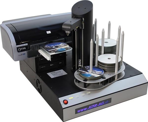 DVD Kopierer mit Drucker Inkjet